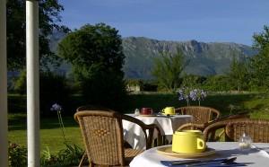 Desayuno en Hotel Rural Cuartamenteru